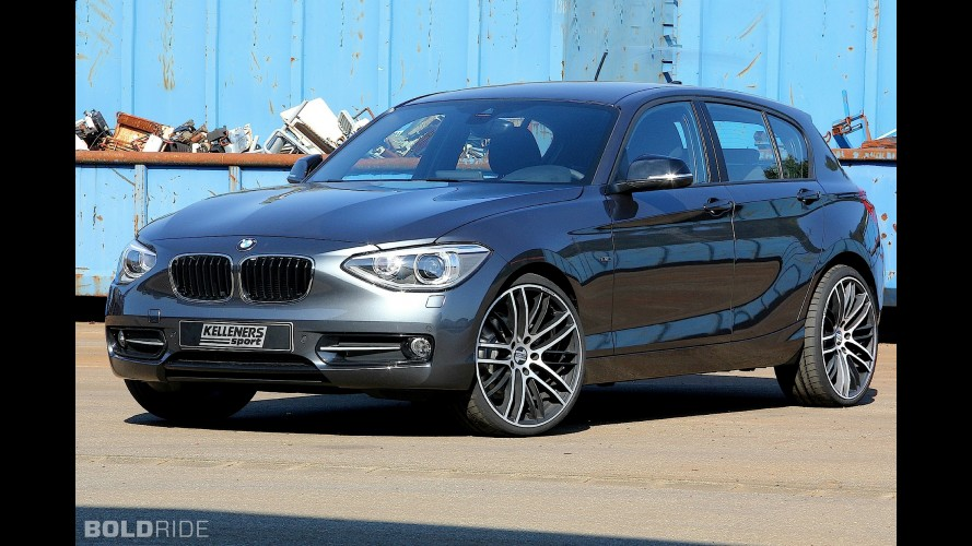 Kelleners Sport BMW 1-Series 5-door