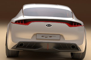Kia Sets Sights on Audi, Porsche with New Car