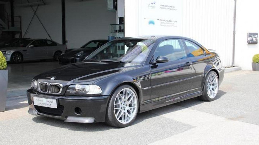 Highly desirable BMW M3 CSL available for €109,500