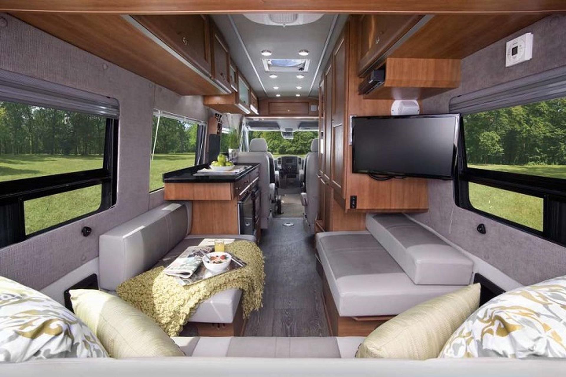 Roadtrek RS Adventurous Is a Luxurious Mercedes RV