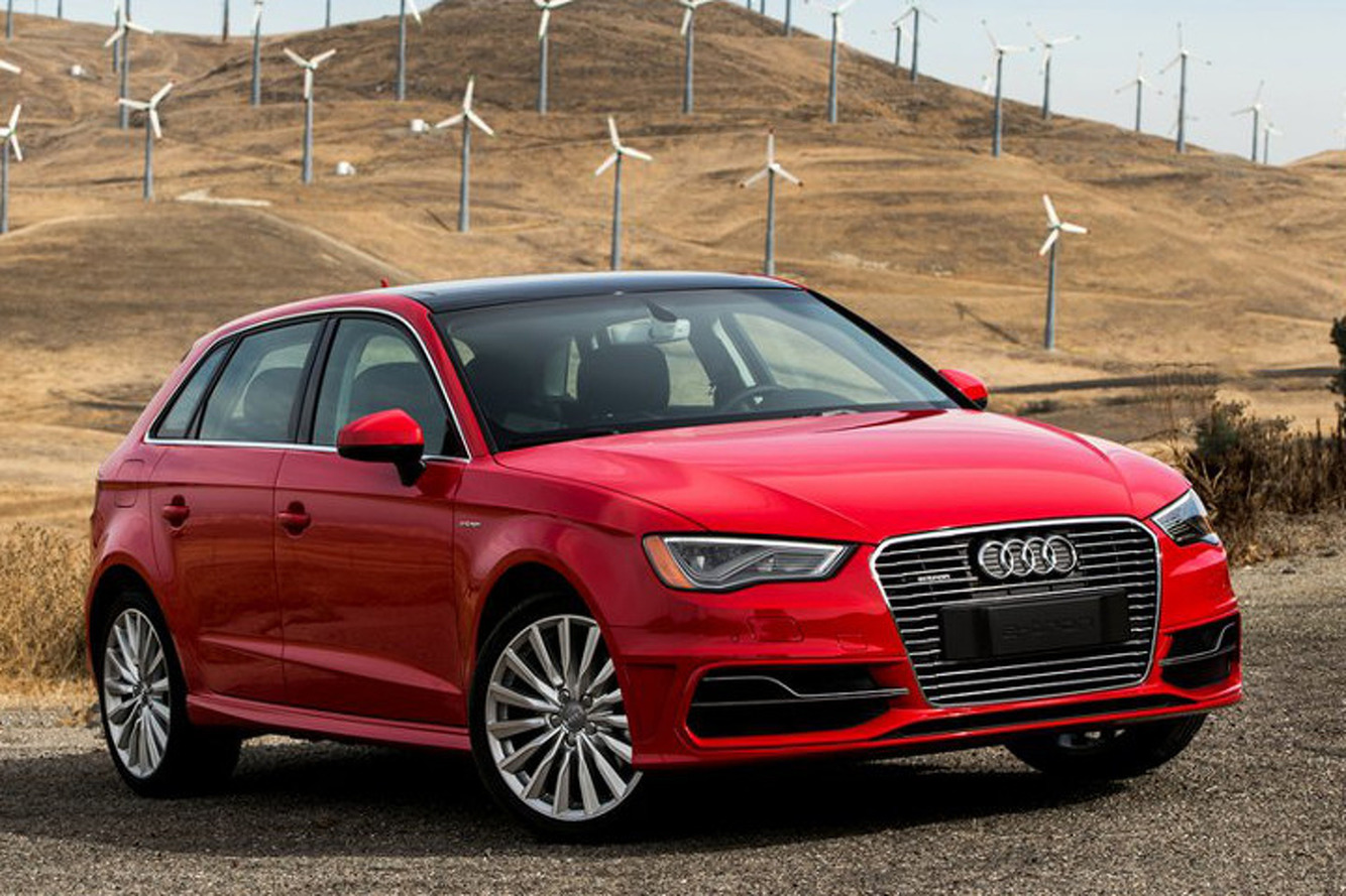 2016 audi a3 e tron plug in hybrid first drive. Black Bedroom Furniture Sets. Home Design Ideas