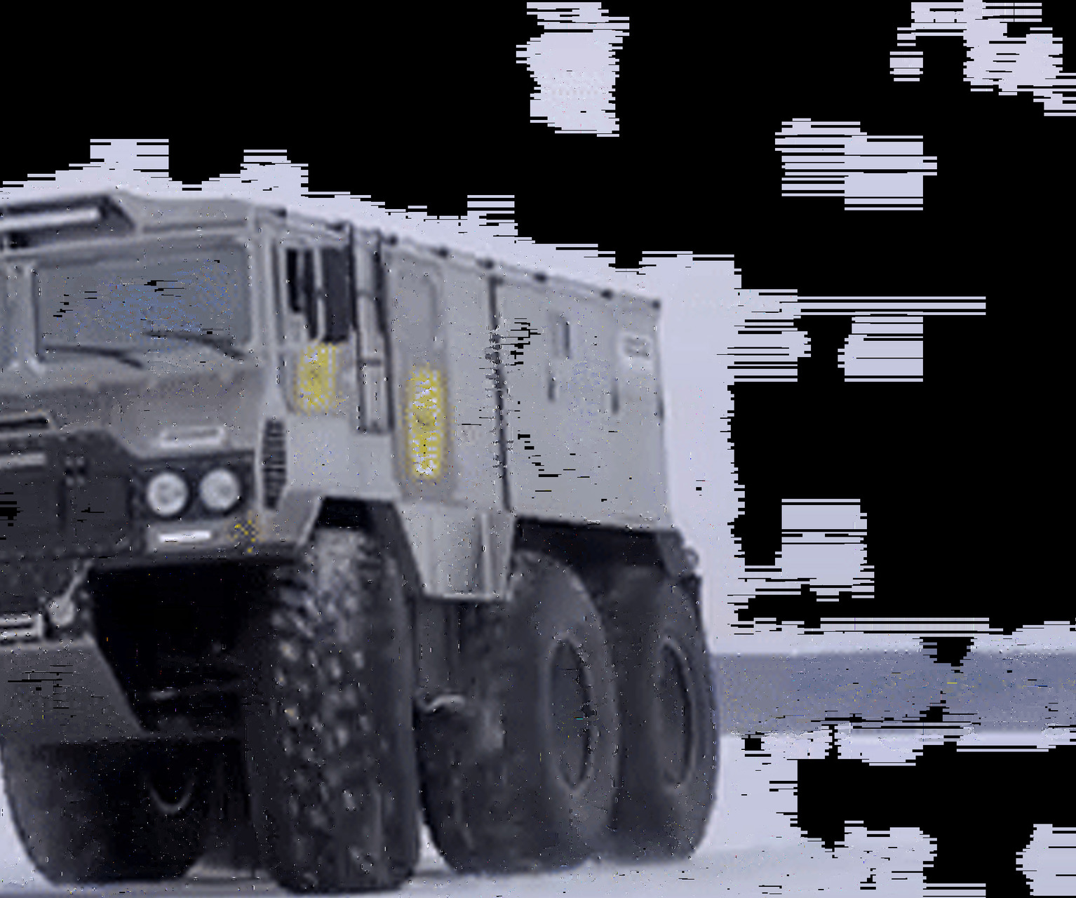 Russia Built Another Crazy Off-Roader—And They Want to Take it to the North Pole