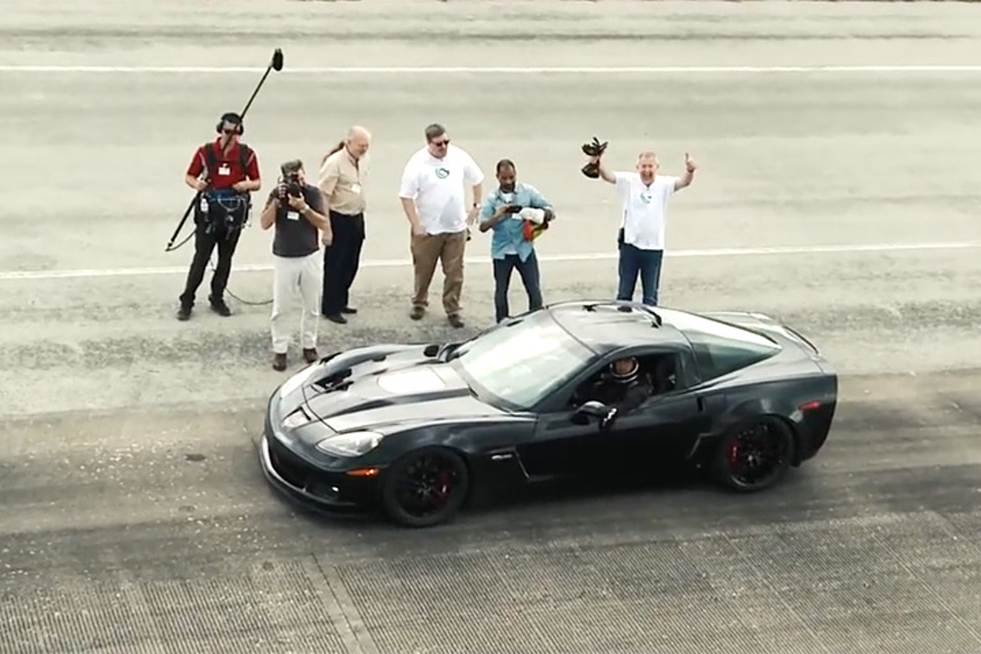 The worlds fastest electric car - A Corvette Is Now The World S Fastest Street Legal Electric Car Product 2016 03 07 09 30 03