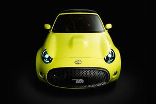 Toyota's Miniature Miata-Fighter Comes With a Quirky Retro Design