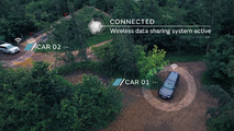 Jaguar Land Rover Autonomous Off-Road