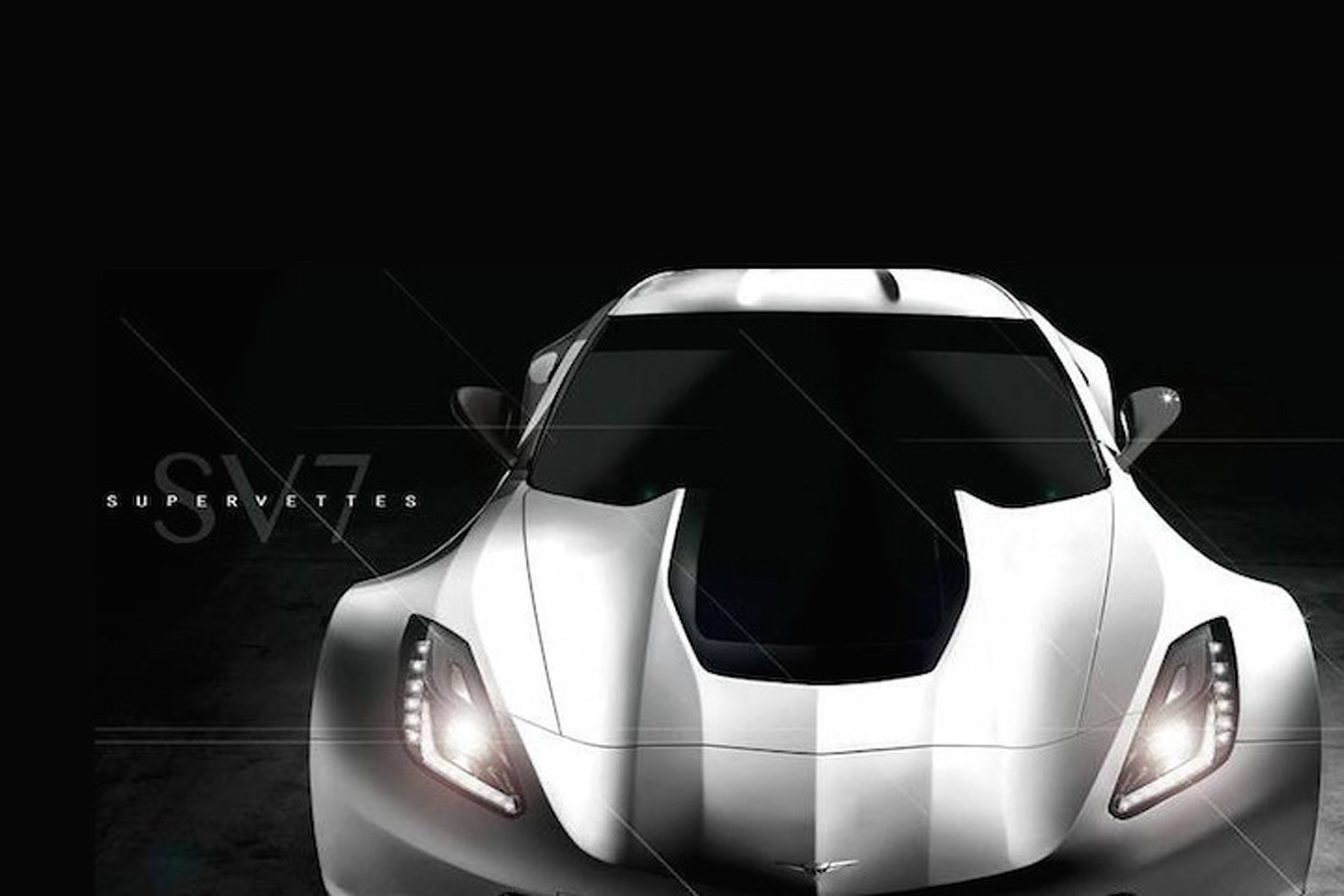 "Supervettes SV7 Coming This Fall with ""Well Beyond"" 625 HP"