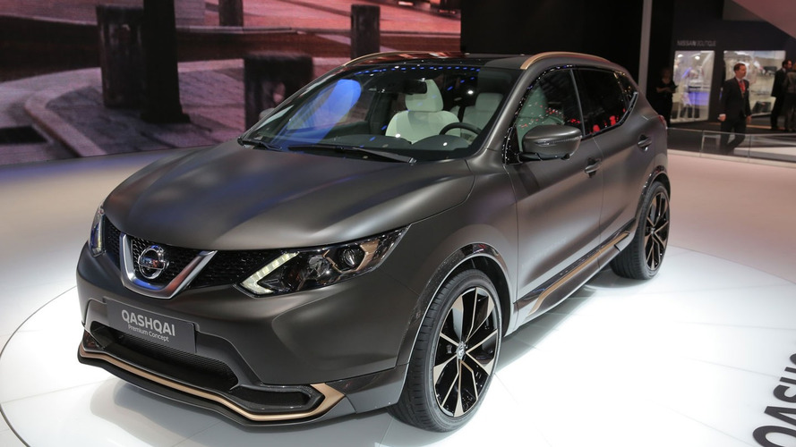 Nissan introducing Qashqai to the U.S. at Detroit Auto Show
