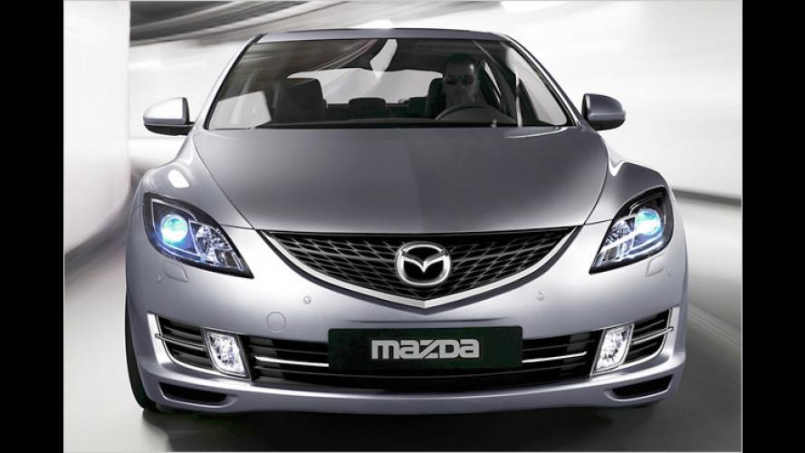 Mazda 6: Neuauflage feiert auf der IAA Weltpremiere