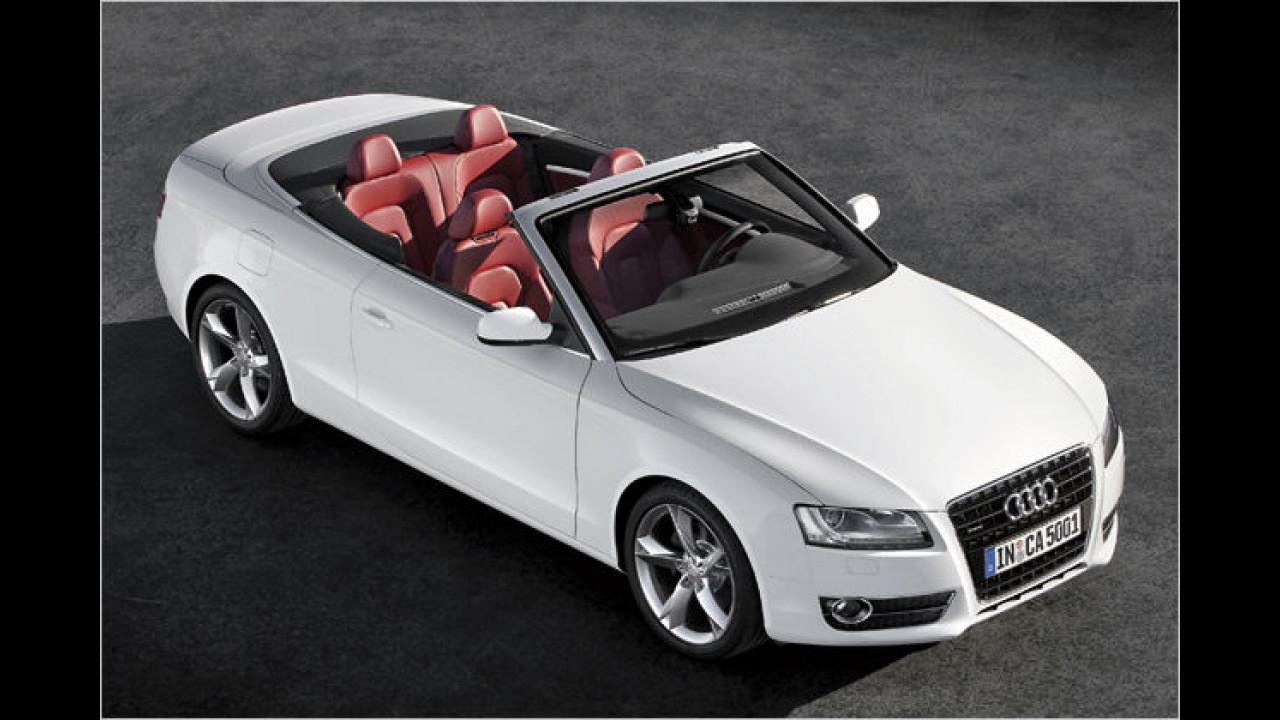 A5 und S5 Cabriolet