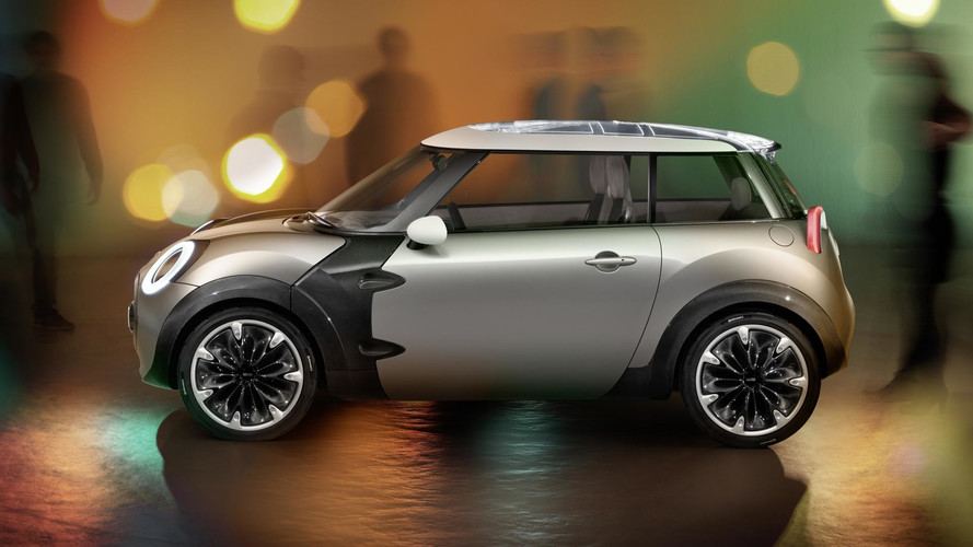 Mini Rocketman Concept Could Return As Production EV