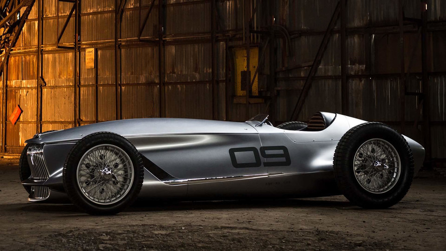 Infiniti Rewrites History With Retro Prototype 9 Racer [UPDATE]