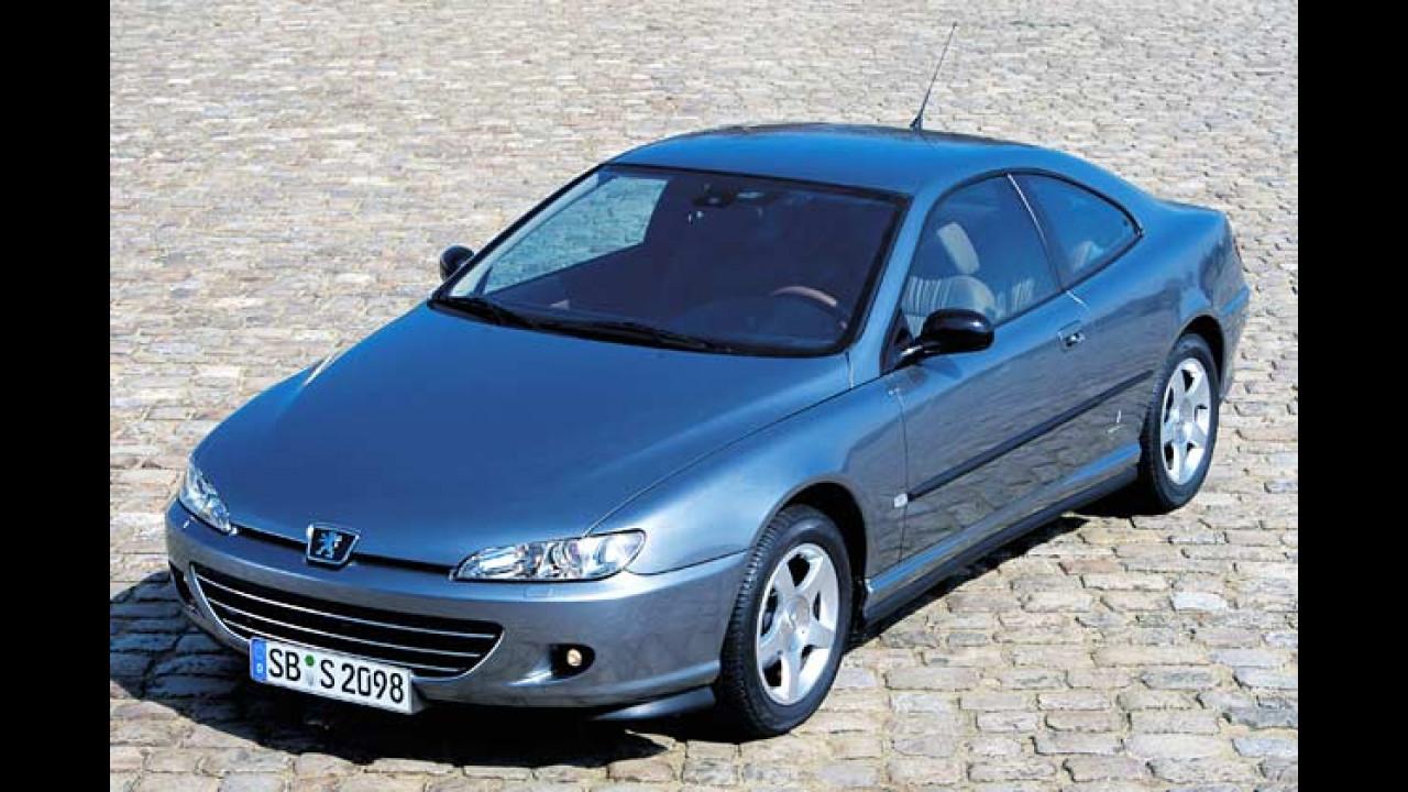 Peugeot 406 Ultima Editione