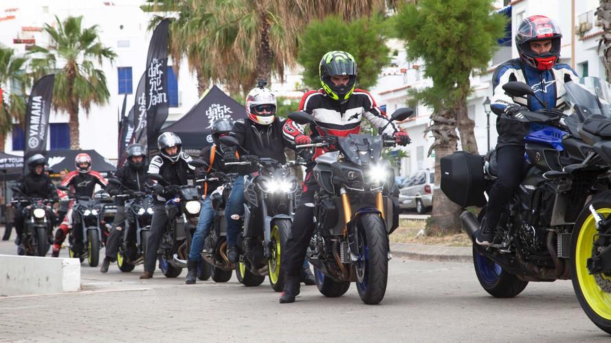 El Yamaha MT Tour 2017 finalizó con gran éxito de asistencia