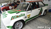 Abarth 131 Rally Car