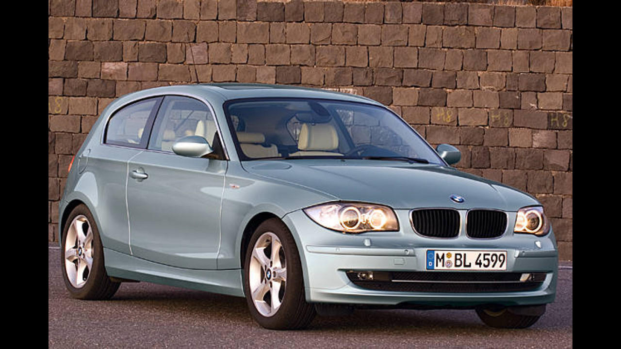 BMW 120i 3-türig