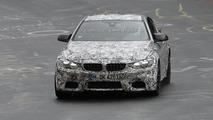 2014 BMW M4 Coupe spy photo