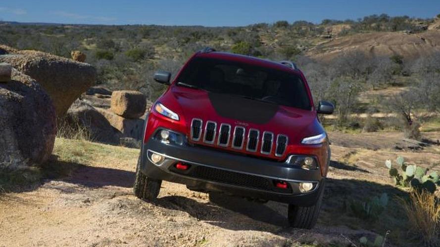 2014 Jeep Cherokee debuts at NYIAS