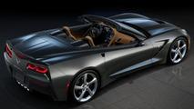 2014 Chevrolet Corvette Stingray Convertible