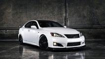 Lexus IS-F by MotorworldHype
