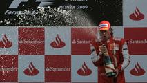 Kimi Raikkonen (FIN), 3rd place, Italian Grand Prix, Monza, Italy, 13.09.2009