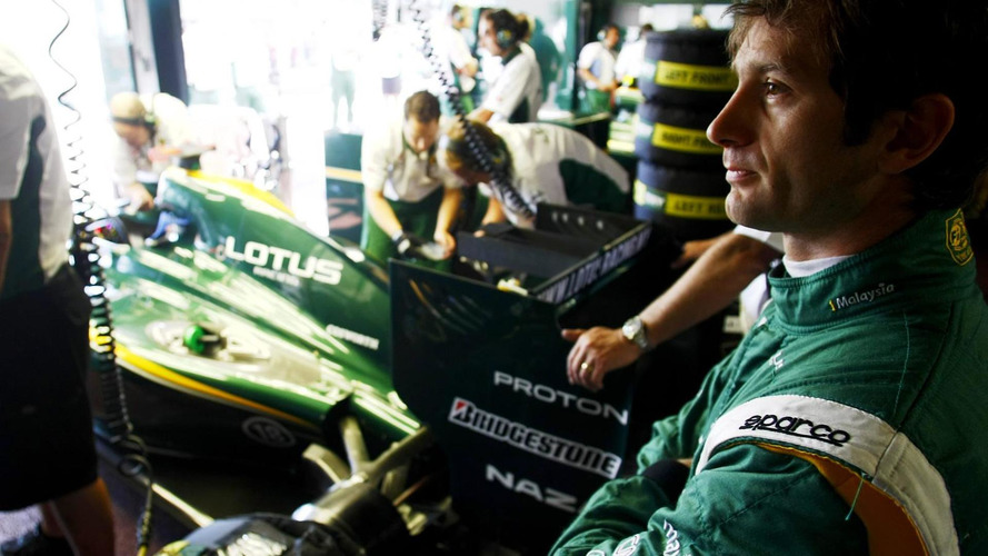 Trulli committed to Lotus for next two years