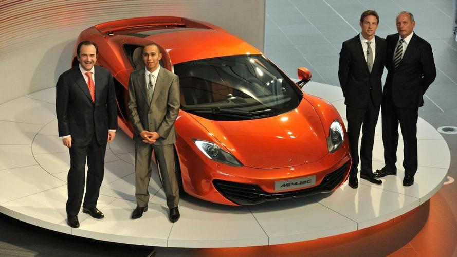 McLaren supercar caused Mercedes split - Haug