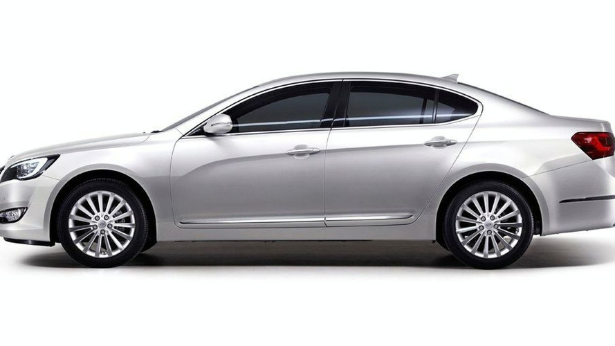 Kia Cadenza Unveiled: Details Released with Video