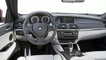 BMW X6 M first photos leaked - low res