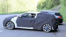 2011 Hyundai Veloster Spied