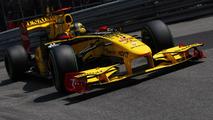 Robert Kubica, Renault R30. Action