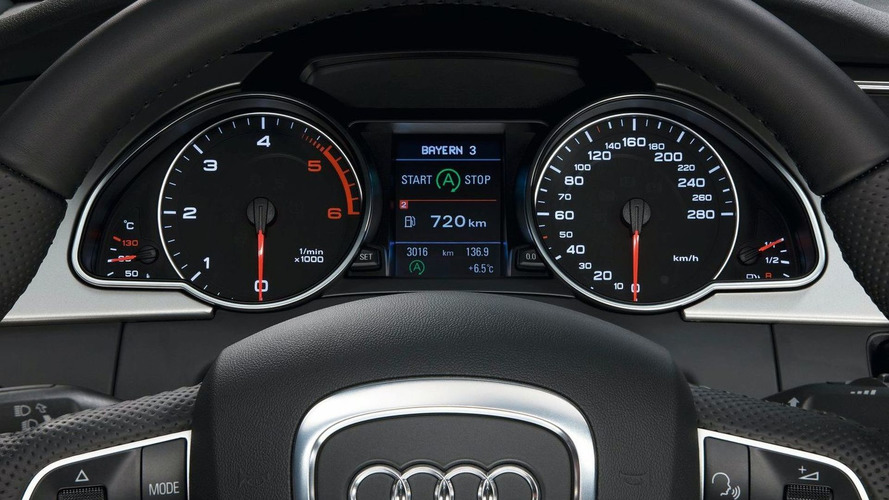 Audi Introduces Stop-Start and Energy Recovery Systems for 2009