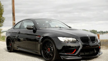 BMW M3 Darth Maul Project by MWDesign