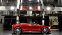 Audi e-tron spyder, e-den at Design Miami, 02.12.2010