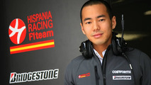 Will HRT sign another tester alongside Yamamoto?