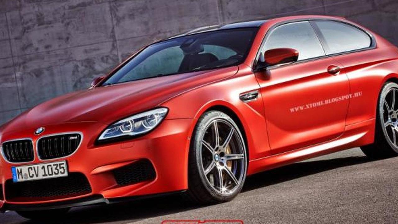 BMW M6 Shooting Brake render
