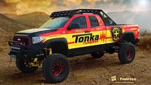 Toyota Tunda Monster Trucks