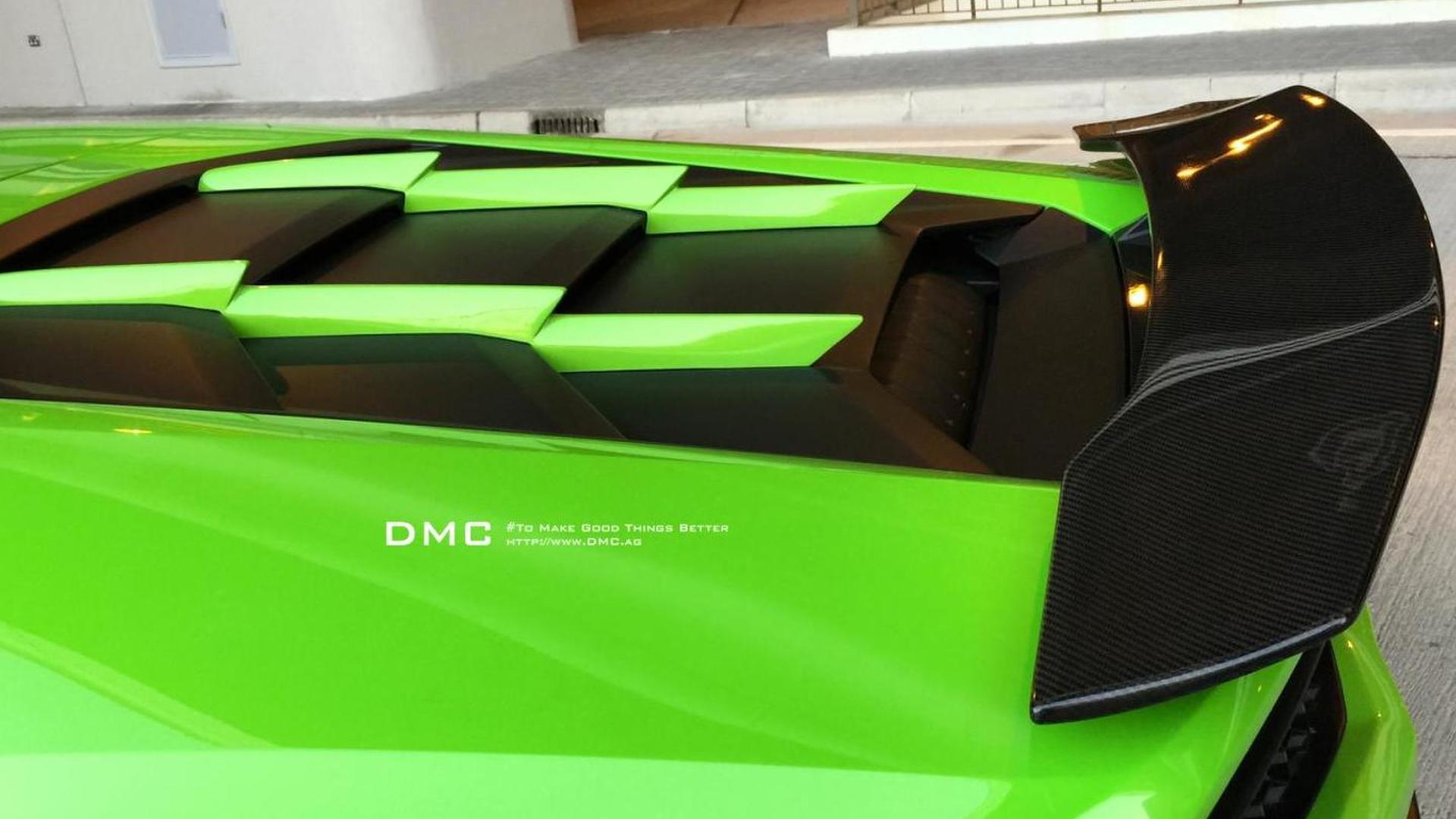 Крышка моторного отсека Lamborghini Huracan Affari от DMC Tuning