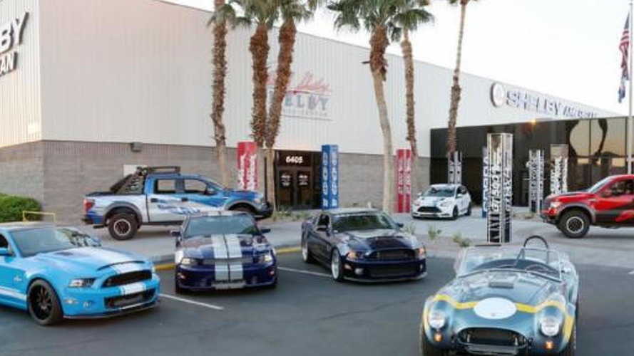 Shelby selling off 11 concepts & prototypes