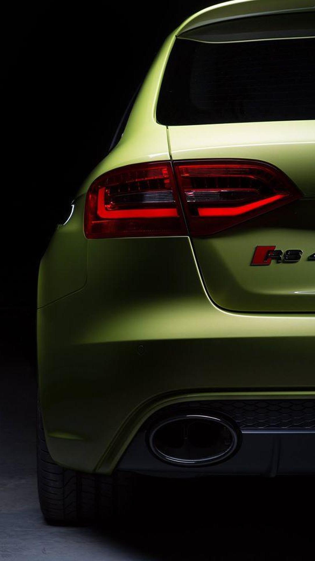 Задние фонари Audi RS4 Avant от Audi Exclusive
