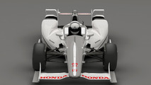 2015 Honda Speedway Aero Kit revealed for Indianapolis 500