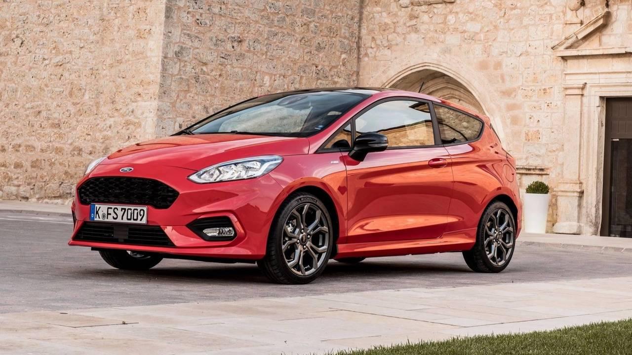 Catégorie Économique - Ford Fiesta