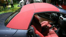 Opel Tigra with Soft-Top at Geneva