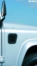 2007 Land Rover Defende