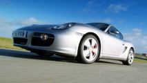 WCF Test Drive: Porsche Cayman S
