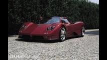 Pagani Zonda Roadster
