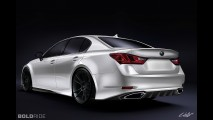 Lexus GS F Sport SEMA by Five Axis