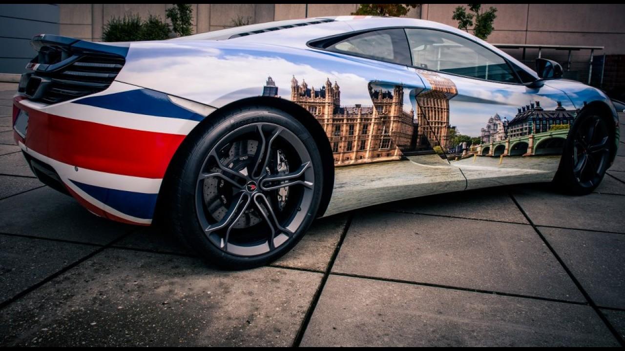 McLaren MP4-12C 'London Style'
