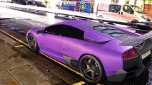 Lamborghini Murcielago SV with ADV.1 wheels, 1024, 23.12.2011