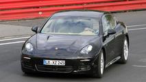 2013 Porsche Panamera spy photo - 19.9.2011