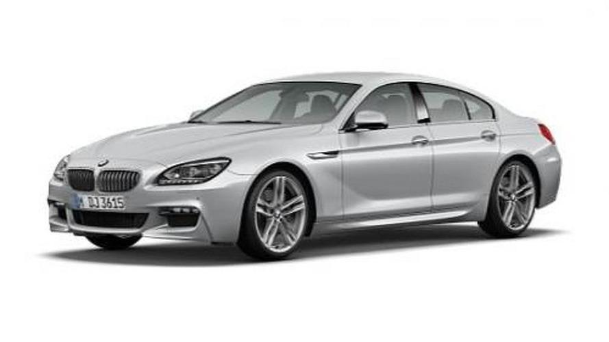 BMW 6-Series Gran Coupe M Sport Pack - design analysis [video]